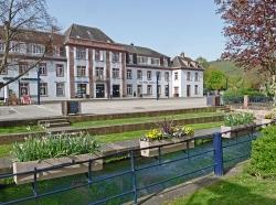 Station thermale de Niederbronn les Bains