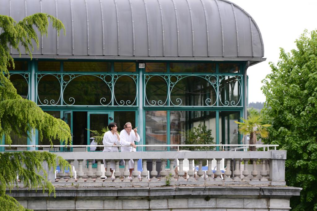terrasse palmarium