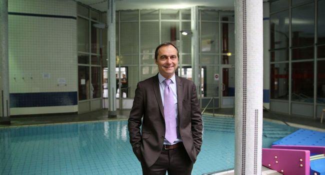 Louis Ferré, président de la fédération thermale de la région Occitanie