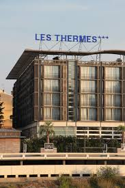 Les thermes Dax
