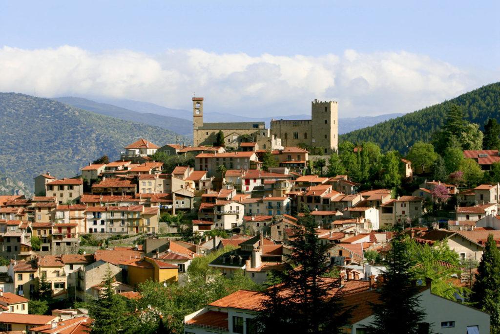 Village deVernet les Bains