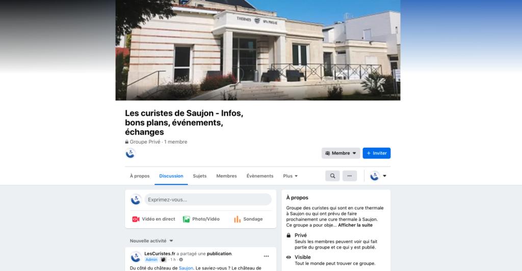 Groupe FB saujon