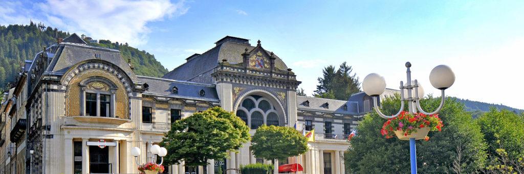 Architecture La Bourboule